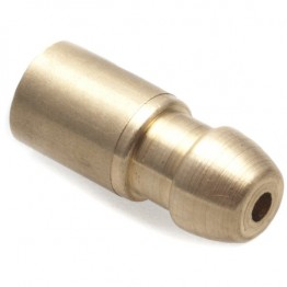 Bullet Terminals - For cable up to 14/0.30mm (1 sq mm) - 8A Pkt 25