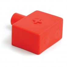 Terminal Cover Left Hand - Red