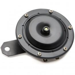 Round Horn - Black