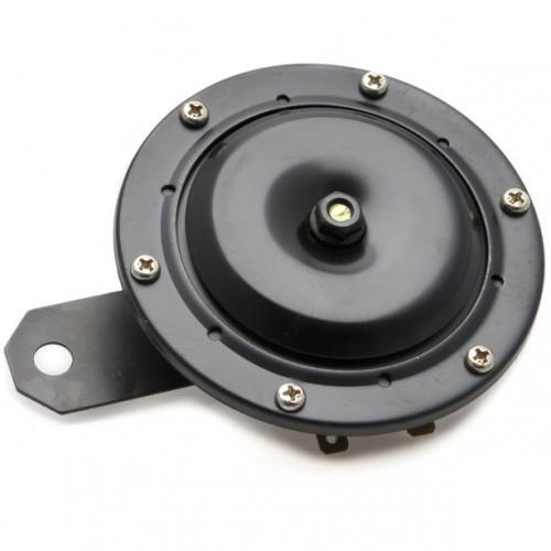 Round Horn - Black image #1