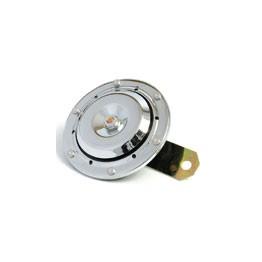 Round Horn - Chrome