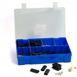 Box of Bullets and Connectors