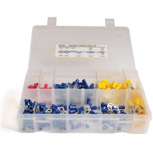 Box of Assorted Eyelets for 14/0.30  28/0.30 and 44/0.30mm image #1
