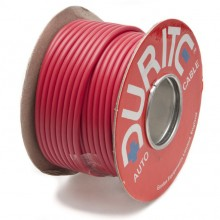 Wire 35 amps: 65/0.30mm Red (per metre)