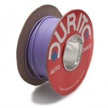 Wire 14/0.30mm Purple (per metre)
