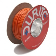 Wire 14/0.30mm Orange (per metre)