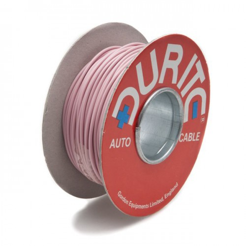 Wire 14/0.30mm Pink (per metre) image #1