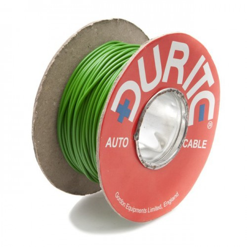 Wire 14/0.30mm Light Green (per metre) image #1