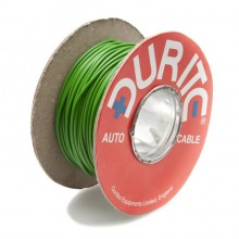 Wire 14/0.30mm Light Green (per metre)