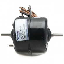 Clayton Heater Motor Double Ended Shaft 1/4 in
