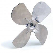 4 Blade Fan for 1/4 in Shaft