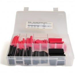 Assortment of Heatshrink Sleeving in Box