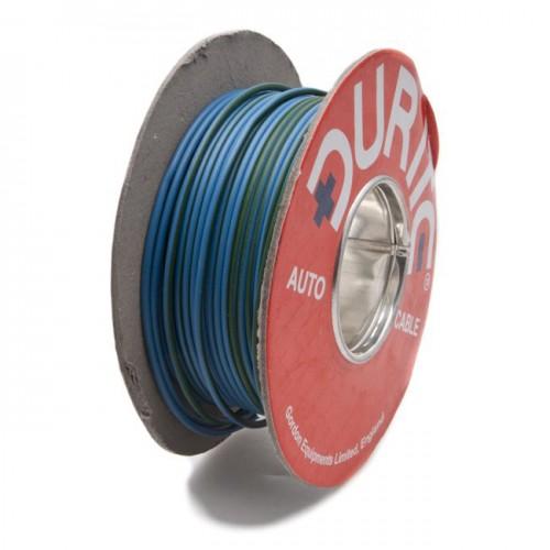 Wire 14/0.30mm Blue/Green (per metre) image #1