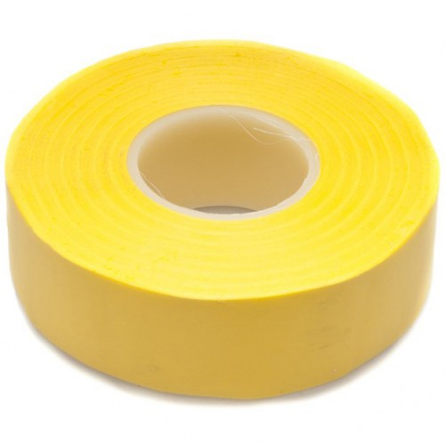 PVC Adhesive Tape - Yellow image #1