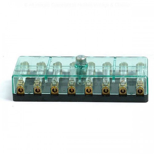 Fuse Box for 8 Continental Fuses image #1