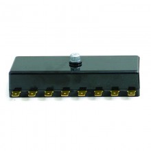Fuse Box for 8 Continental Fuses