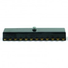 Fuse Box for 12 Continental Fuses