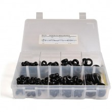 Box of Assorted Wiring Grommets PVC
