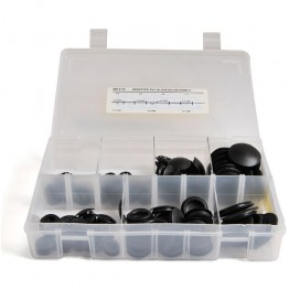 Box of Assorted Blanking Grommets PVC