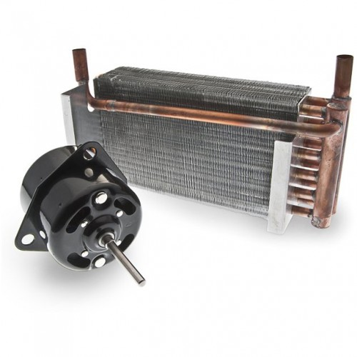 Heater Upgrade Kit - Jaguar XK150 (late-Under Bonnet Heater) image #1