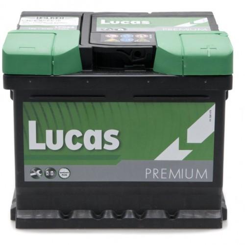 Lucas Car Battery 063 12 Volt 41Ah image #1