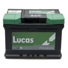 Lucas Car Battery 075 12 Volt 60Ah