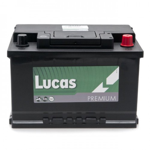 Lucas Car Battery 096 12 Volt 70Ah image #1