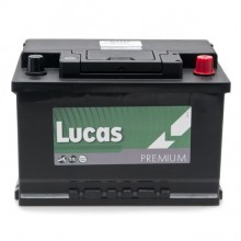 Lucas Car Battery 096 12 Volt 75Ah