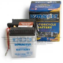 Motorcycle Battery type 6N4-2A-4
