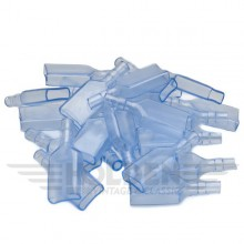 Clear Cover for 9.5mm Lucas Straight Connectors - Pkt of 50