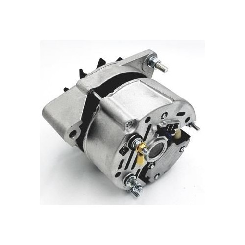Powerlite Performance Alternator - Fits Jaguar E Type & XJ6 - Left Hand Mountiing image #2
