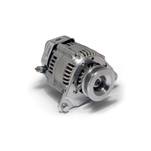 Powerlite Performance Alternator - Fits Ford & Rover V8 image #2