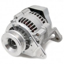 Lucas Type Multi-mount Alternator 12V Negative Earth