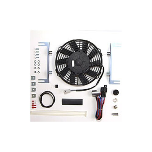 Revotec Fan Kit for Classic Mini with Side Mounted Radiator image #1
