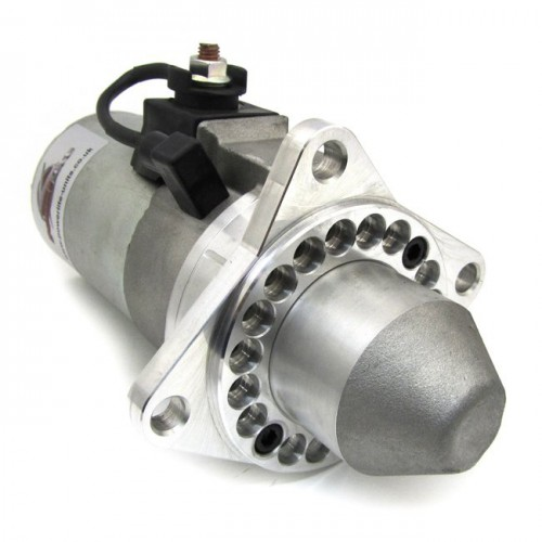 Powerlite Slimline Starter Motor for Ford X-Flow image #1
