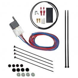 Revotec Radiator Fitting Kit with Relay