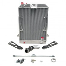 Aluminium Performance Radiator For Morgan +4 and 4/4 2008 on
