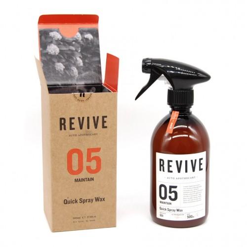 Revive Quick Spray Wax image #1