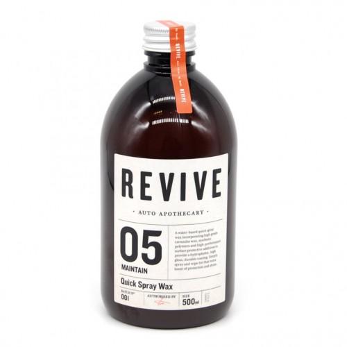 Revive Quick Spray Wax image #2