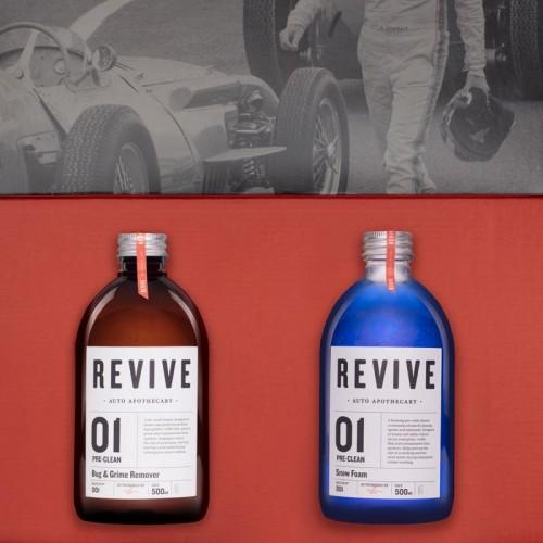 Revive Pre Wash Kit image #1