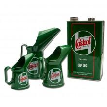 Castrol Classic Oil & Pouring Can Bundle