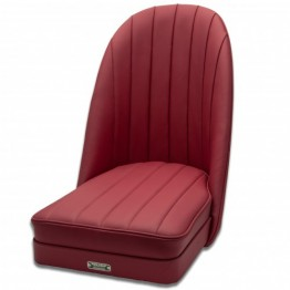 Sports Bucket Seat in coloured leather