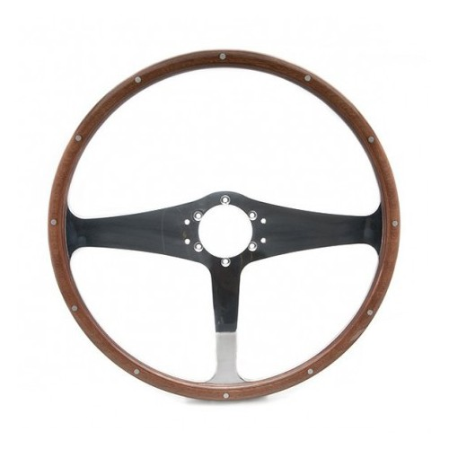 Derrington 16 in Wood Rim Steering Wheel - Jaguar