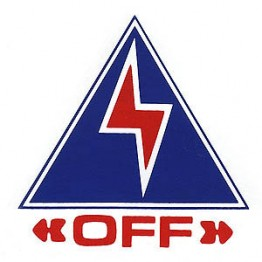 Electrical Cut-Off Sticker
