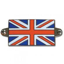 Union Jack Enamelled Badge