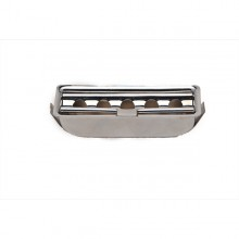 Mini Chrome Ashtray Slotted Lid