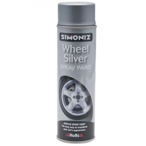 Simoniz 5 Wheel Silver image #1
