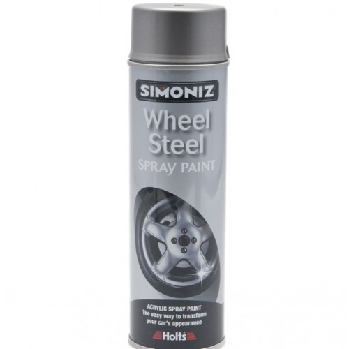 Simoniz 5 Wheel Steel image #1