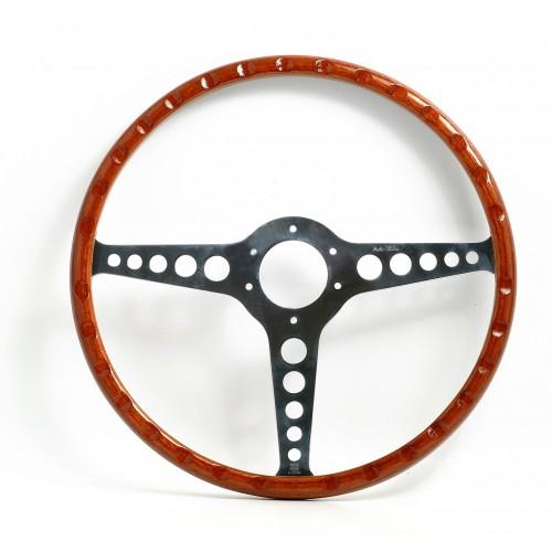 Jaguar 'E' Type 16 in Wood Rim Steering Wheel image #1