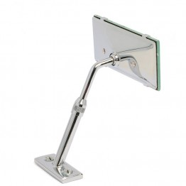 Dash Mounted Interior Mirror - Height Adjustable
